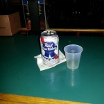 PBR in Lexington, KY. This one's for you Seamus.